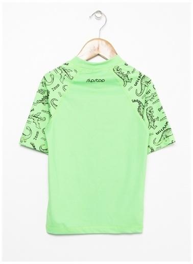 Slipstop Slipstop Çocuk Çok Renkli T-Shirt Renkli